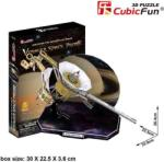 CubicFun Voyager Space Probe P654H Puzzle