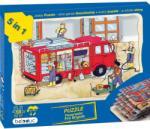 Beleduc Brigada De Pompieri BEL17035 Puzzle