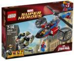 LEGO Marvel Super Heroes - Spider-man - Pók-helikopteres mentés (76016)
