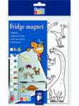 ICO Creative Kids színezhető hűtőmágnesek - dínók