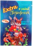 Herlitz Tasakos tojásfesték - 4 színű