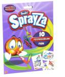 Renart Sprayza festősablon fiúknak