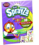 Renart Sprayza festősablon lányoknak