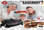 Kaiserhoff KH-700 Tigaie electrica