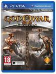 Sony God of War Collection (PS Vita) Játékprogram