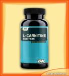 Optimum Nutrition L-Carnitine - 60 tabs