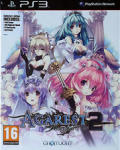 Ghostlight Agarest Generations of War 2 [Collector's Edition] (PS3) Játékprogram