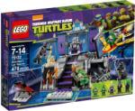 LEGO TMNT Szöktetés Zúzó barlangjából (79122)