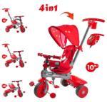 Baby Trike 4 in 1 TRIKE-821
