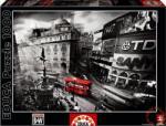 Educa Black & White - Piccadilly Circus 1000 db-os (15981)