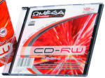 Omega CD-RW 700MB 12x 1 бр.