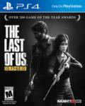 Sony The Last of Us Remastered (PS4) Software - jocuri