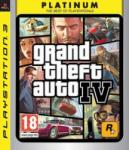 Rockstar Games Grand Theft Auto IV [Platinum] (PS3)