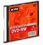 ACME DVD-RW 4.7GB 4x - vékony tok
