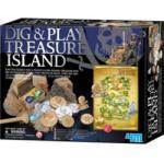 4M Régészeti játék/Kincses sziget