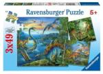 Ravensburger Farmecul Dinozaurilor 3X49 09317 Puzzle