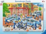 Ravensburger 06642 Fortele Politiei 35 Puzzle