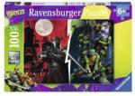 Ravensburger 10891 Testoasele Ninja Vs Shredder 100 Puzzle