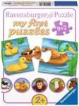 Ravensburger 07331 Animale Adorabile 9X2 Puzzle
