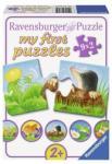 Ravensburger 07313 Animale De Gradina 9X2 Puzzle