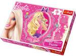 Trefl Magic Decor - Barbie 15 db-os foszforeszkáló puzzle (14604)