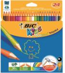BIC Színes ceruza Kids Evolutions 24db