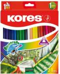 Kores Akvarell ceruza 24db (IK93824)