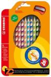 STABILO Színes ceruza EasyColours 12db