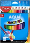 Maped COLOR' PEPS Akvarell ceruza 18db