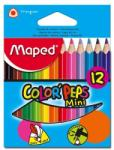 Maped COLOR`PEPS Mini Színes ceruza 12db