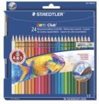 STAEDTLER Akvarell színes ceruza Noris Club 24db (TS14410NC24)