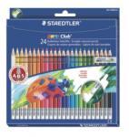 STAEDTLER Színes ceruza radírral Noris Club 24db (TS14450NC24)