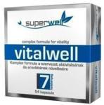 Superwell Vitalwell kapszula (54db)