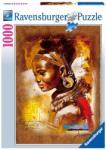 Ravensburger Frumusetea Africana 1000 rvspa15352 Puzzle