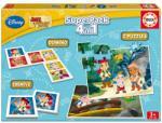 Educa Jake és Sohaország kalózai 4 az 1-ben játékgyűjtemény