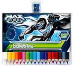 Majewski Max Steel színes ceruza 18db