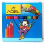 ADEL Színes ceruza 24db 2365