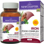 New Chapter Iron Food Complex - 60db