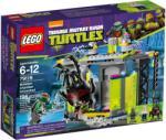 LEGO Tini Nindzsa Teknőcök - A Mutációs kamra (79119)