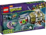 LEGO Tini Nindzsa Teknőcök - A Teknőc Búvárhajós Üldözés 79121
