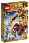 LEGO Chima - Laval Tűz Oroszlánja (70144)