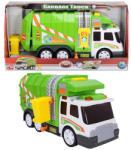 Dickie Toys Action Series - Nagy újrahasznosító kukásautó, fénnyel és hanggal - 39cm (203308357)