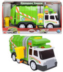 Dickie Toys Action Series - Nagy újrahasznosító kukásautó, fénnyel és hanggal - 39cm (3308357)