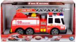 Simba Nagy létrás tűzoltóautó, fénnyel és hanggal - 37cm