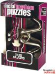 Professor Puzzle The Claws - fém ördöglakat