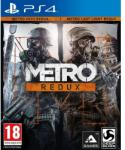 Deep Silver Metro Redux (PS4) Software - jocuri