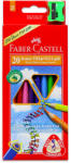 Faber-Castell Színes ceruza háromszög alakú 20db