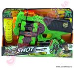 ZURU Xshot pistol cu butoi