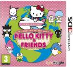 Rising Star Games Around the World with Hello Kitty & Friends (3DS) Software - jocuri
