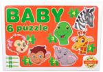 DOHáNY Vadállatok - bébi puzzle